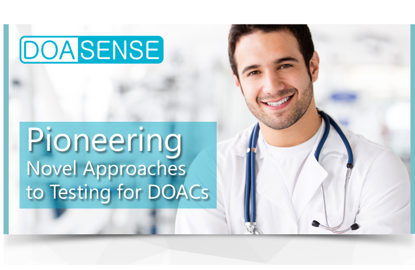 Pioneering Novel Approaches to Testing for DOACs
